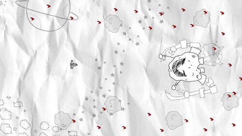 Scribble Space Artwork 1