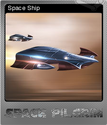 Space Pilgrim Episode I Alpha Centauri Foil 2