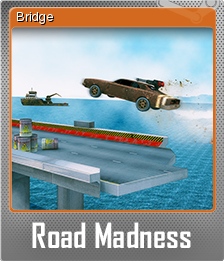 Road Madness Foil 3