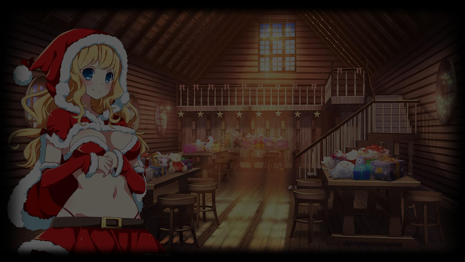 Image - Sakura Santa Background Santa's Workshop.jpg   Steam ...