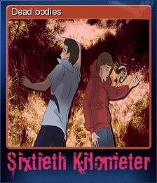 Sixtieth Kilometer Card 2