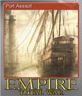 Empire Total War Foil 4