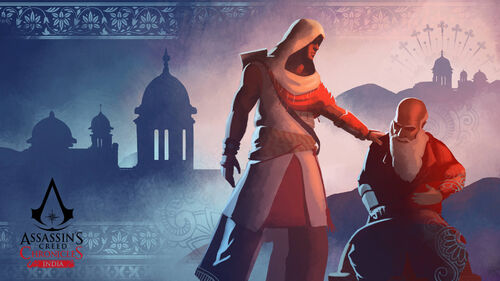 Assassin's Creed Chronicles India Artwork 3