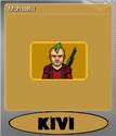 Kivi, Toilet and Shotgun Foil 4