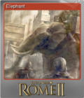 Total War Rome II Foil 2