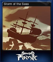 Braveland Pirate Card 4