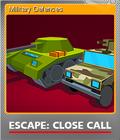 Escape Close Call Foil 4