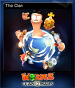 Worms Clan Wars Card 5