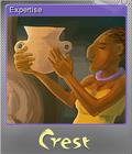 Crest Foil 1