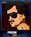 Prison Run and Gun Card 4