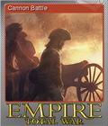 Empire Total War Foil 1