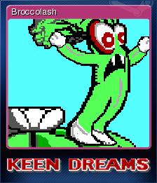 Keen Dreams Card 1