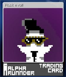 Alpha Runner Card 2