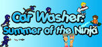 Car Washer Summer of the Ninja Logo