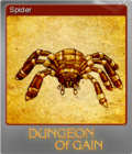 Dungeon of gain Foil 6