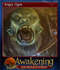 Awakening The Redleaf Forest Collector's Edition Card 7