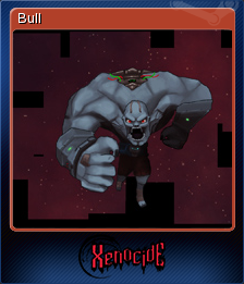 Xenocide Card 3