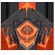 Asteroid Bounty Hunter Badge 3