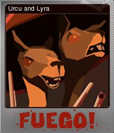 Fuego! Foil 8