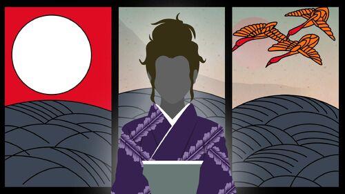 Koi-Koi Japan Artwork 6