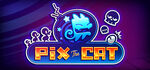 Pix the Cat Logo