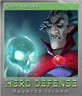 Hero Defense - Haunted Island Foil 3