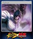 Street Fighter X Tekken Card 5