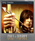 Call of Juarez Foil 2