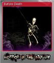 Horror in the Asylum Foil 1