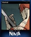 Mark of the Ninja Card 1