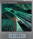 Sins of a Solar Empire Rebellion Foil 8