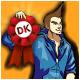 Divekick Badge 3