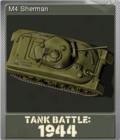 Tank Battle 1944 Foil 2