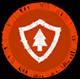 Firewatch Badge Foil
