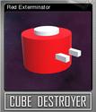 Cube Destroyer Foil 3