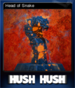 Hush Hush - Unlimited Survival Horror Card 04