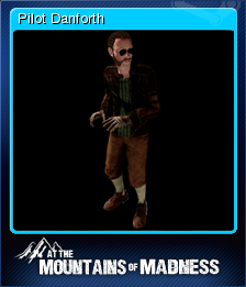 At the Mountains of Madness Card 5