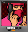 Prison Run and Gun Foil 3