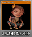 The Flame in the Flood Foil 2