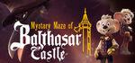 Mystery Maze Of Balthasar Castle Logo