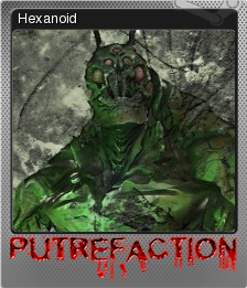 Putrefaction Foil 6