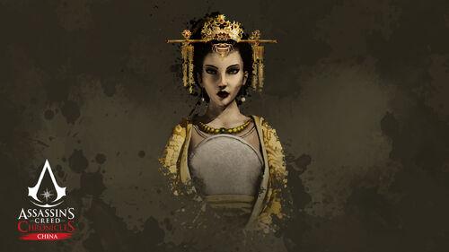Assassin's Creed Chronicles China Artwork 1