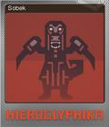 Hieroglyphika Foil 11