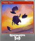 Hypersensitive Bob Foil 3