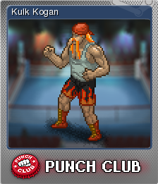Punch Club Foil 3