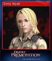 Deadly Premonition Directors Cut Card 2