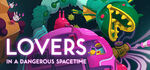 Lovers in a Dangerous Spacetime Logo