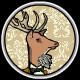 Rusty Lake Hotel Badge 1