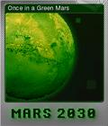 Mars 2030 Foil 3