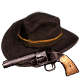 Call of Juarez Gunslinger Badge 5